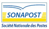 LOGO SOC. NATIONALE DES POSTES DU BURKINA FASO