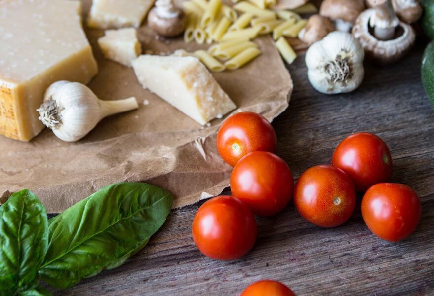 2018, l'anno del cibo italiano