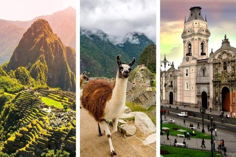 las mejores ciudades de Peru