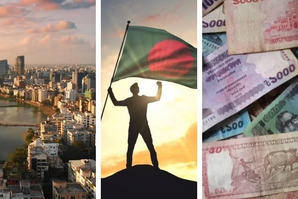 La moneta del Bangladesh