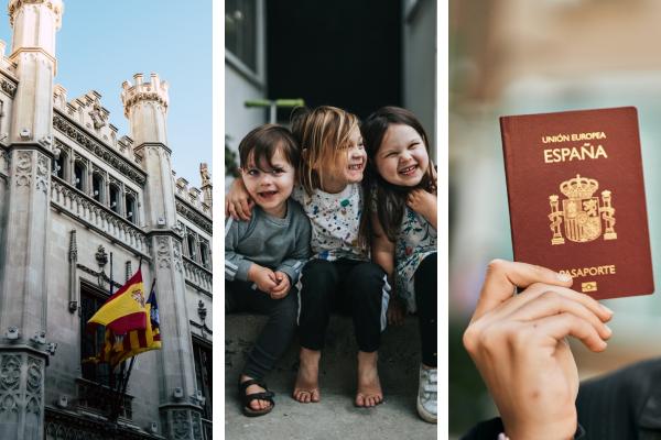 Cómo solicitar la nacionalidad española por opción para tus hijos