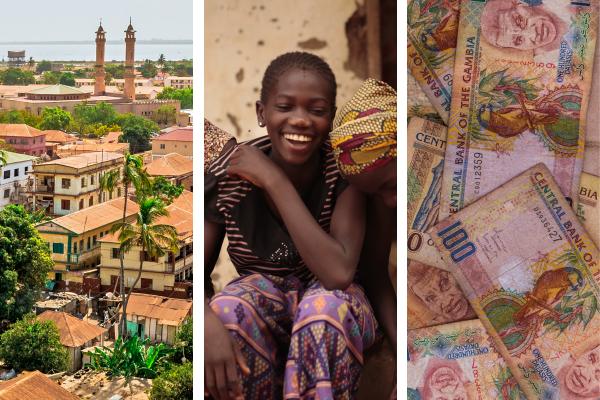Dalasi Gambia