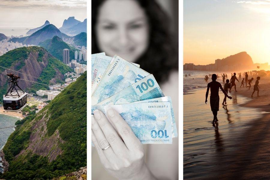 moeda brasileira