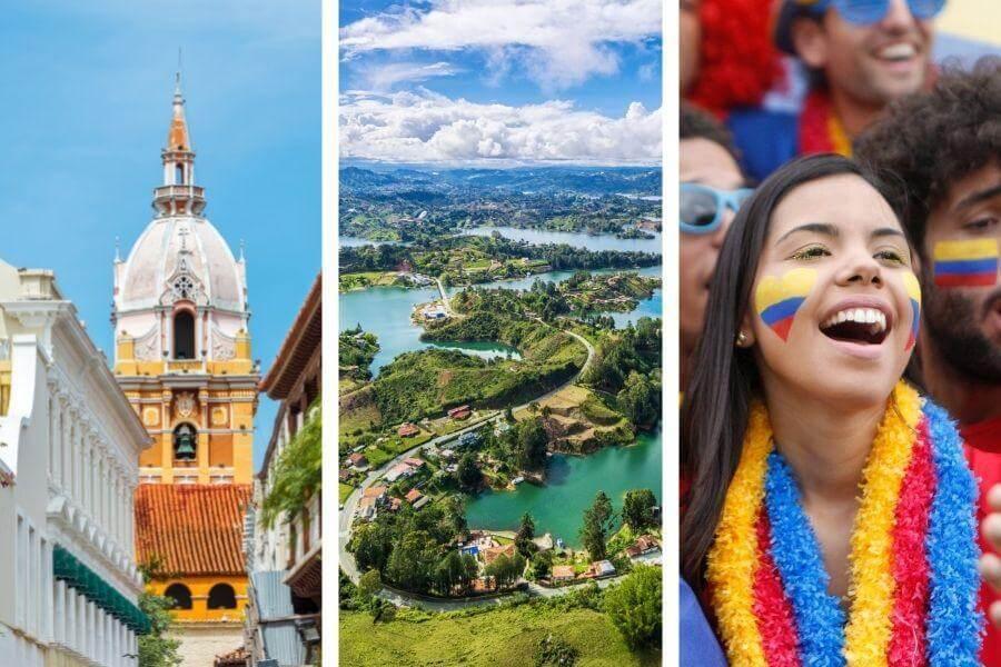 Le cose più belle da fare in Colombia