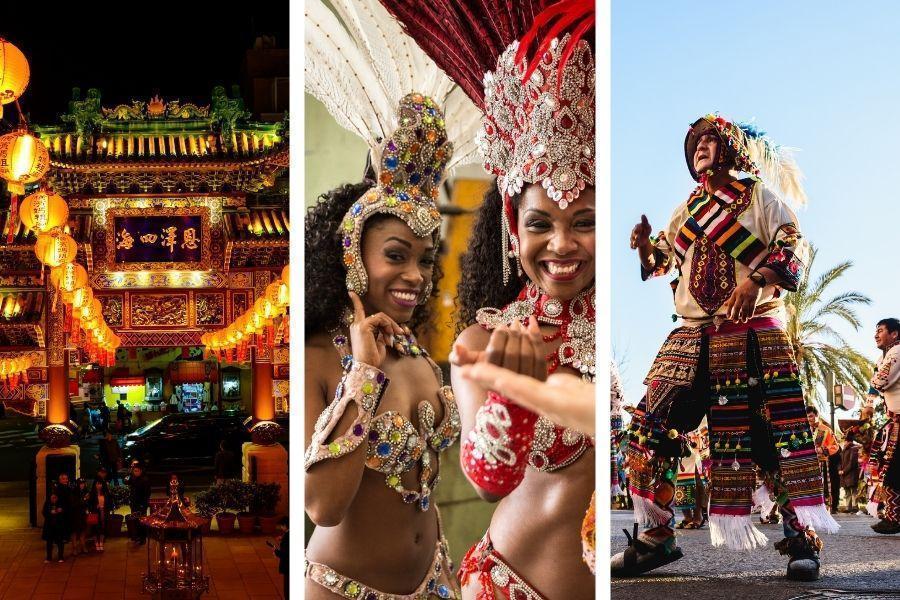 cultural events uk