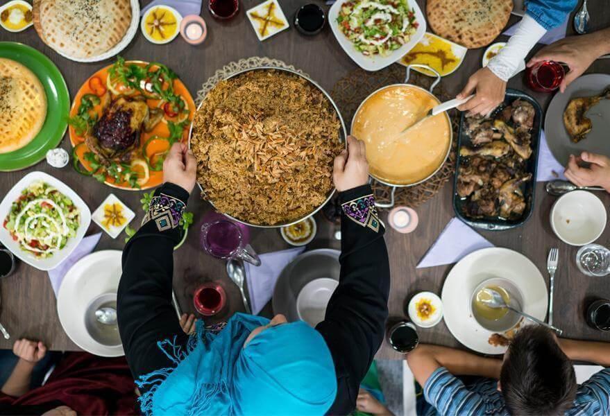 Piatti Eid Al Adha