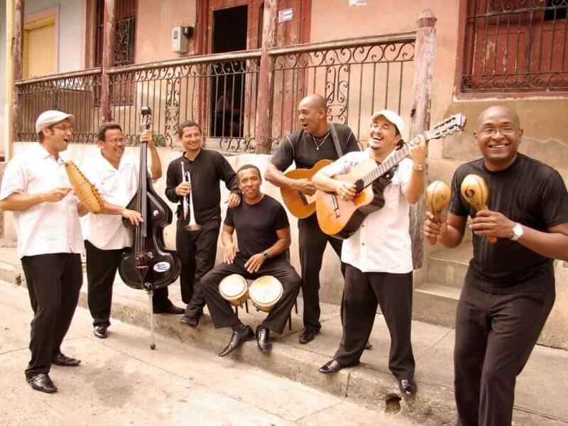 Influencias de la música Latinoamericana