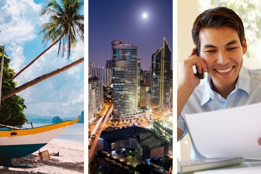Transfer money to the Philippines