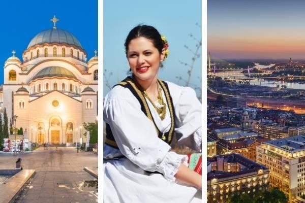 Die offizielle Währung in der Republik Serbien