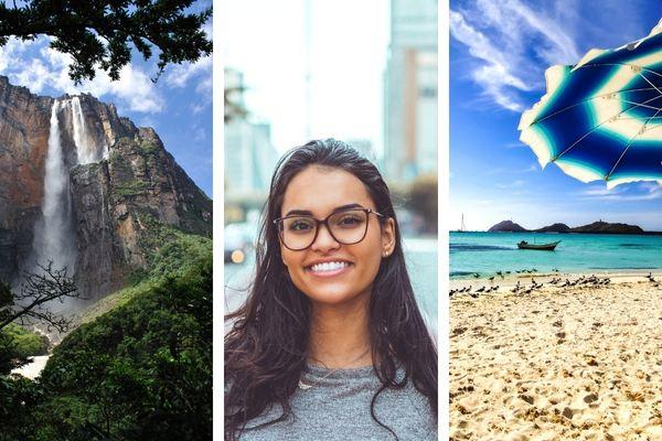 Paisajes turísticos de Venezuela