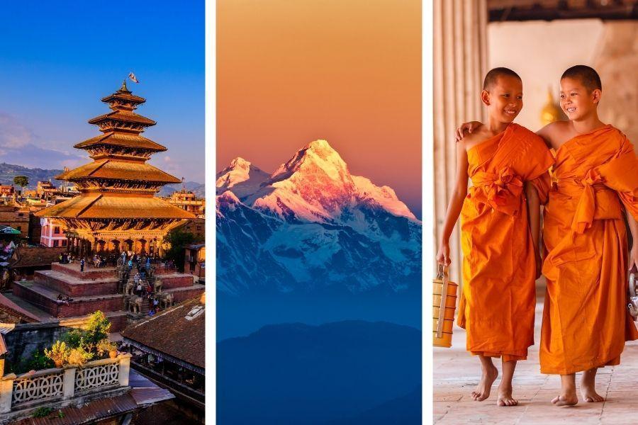 10 Nepal Sehenswürdigkeiten
