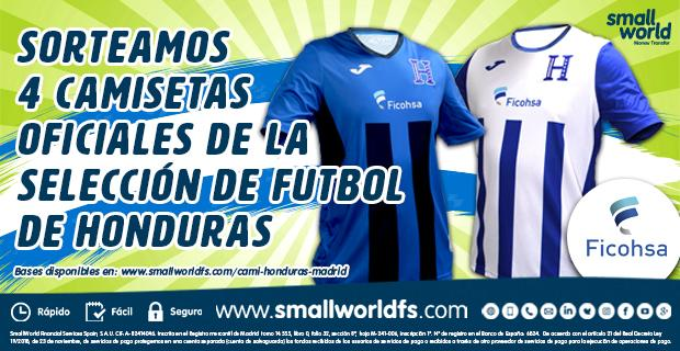 Camisetas Honduras - Madrid