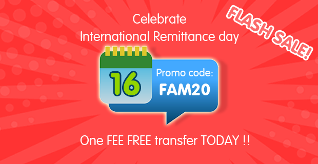 International Day of Family Remittances 2020