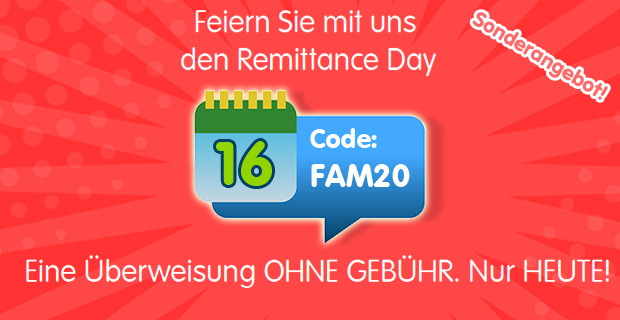 Remittance day