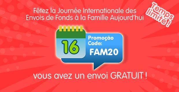 Journée internationale des envois de fonds familiaux