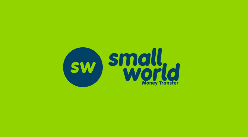 Small World novo logotipo